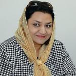 Manizha Paktin - Ambassador Afghanistan