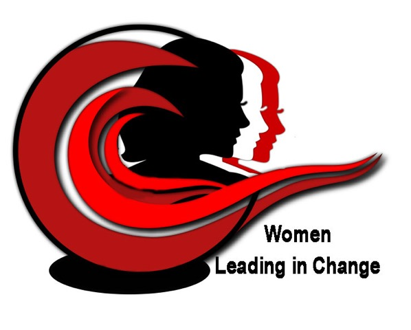 Women Leading in Change Logo