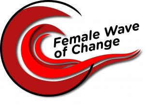 Female Wave of Change Logo New