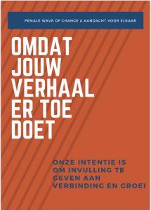 Flyer NL FWOC Overheid